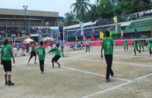 8th Bangladesh Games -2013